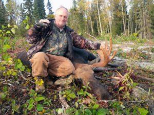 Alberta Moose Hunts