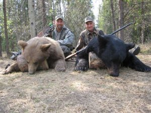 burnt lake outfitters bear hunting