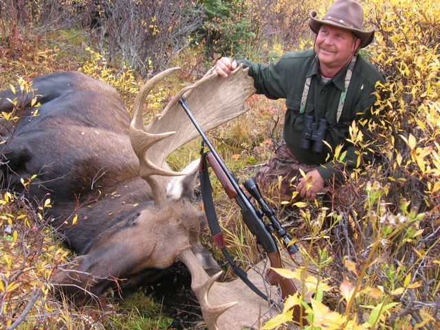 Moose Hunting Outfitters